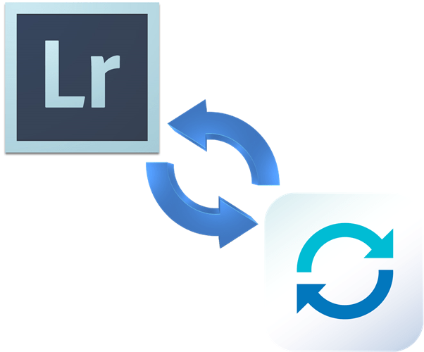 Lightroom mit NAS syncronisieren.