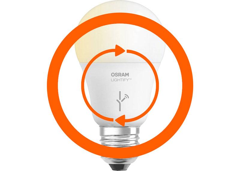 Osram Lightify zurücksetzen